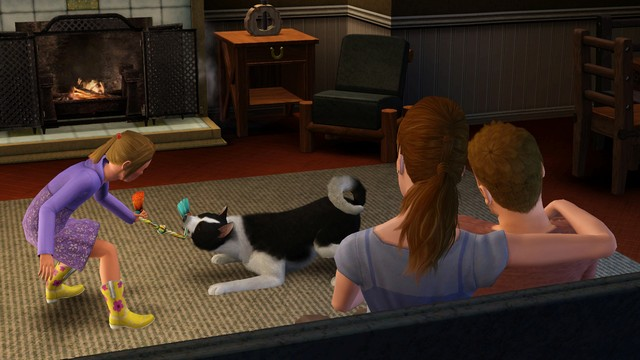 The Sims 3: Pets Review for PS3
