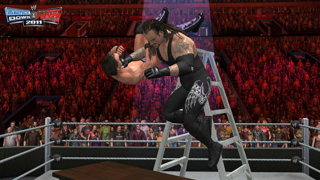 Wwe Smackdown Vs Raw 2011 Review For Xbox 360