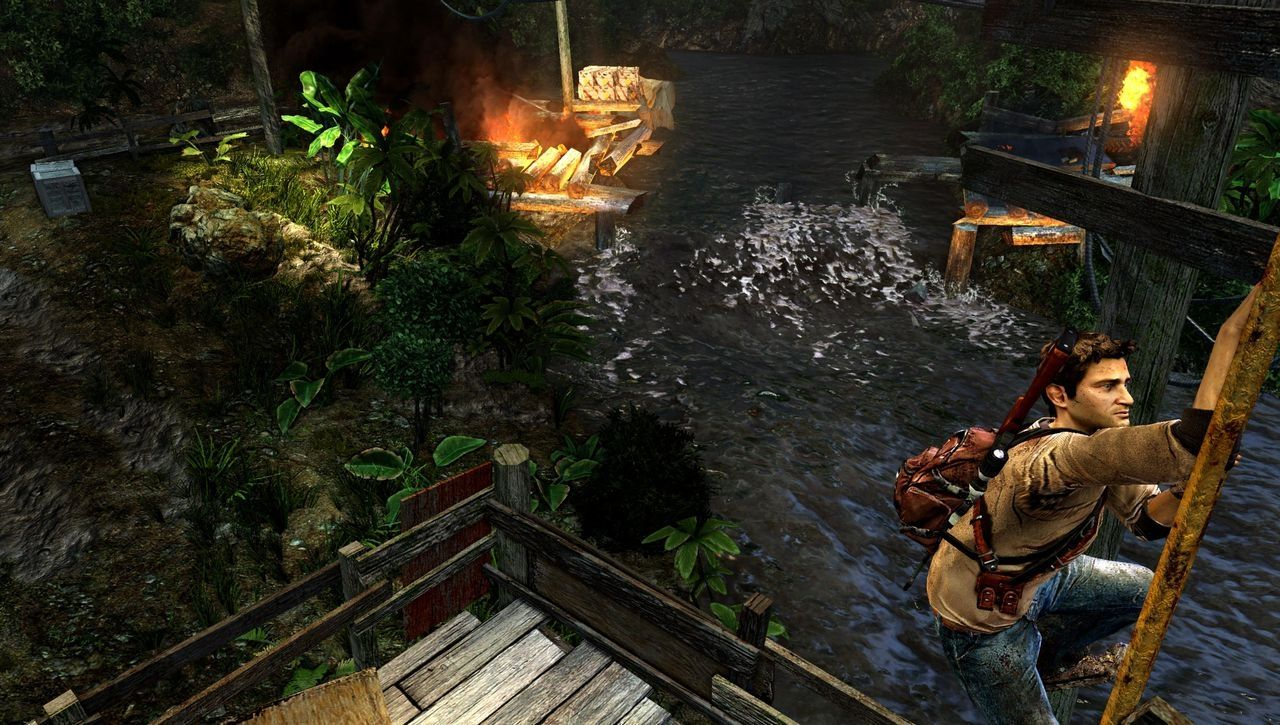 Sony Ps Vita Games Screenshots : New uncharted golden abyss screenshots are awesome