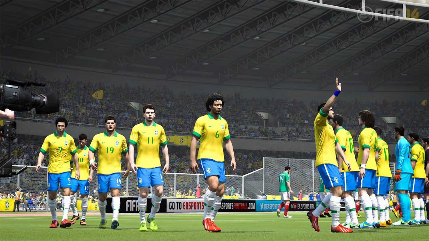 fifa 14 review