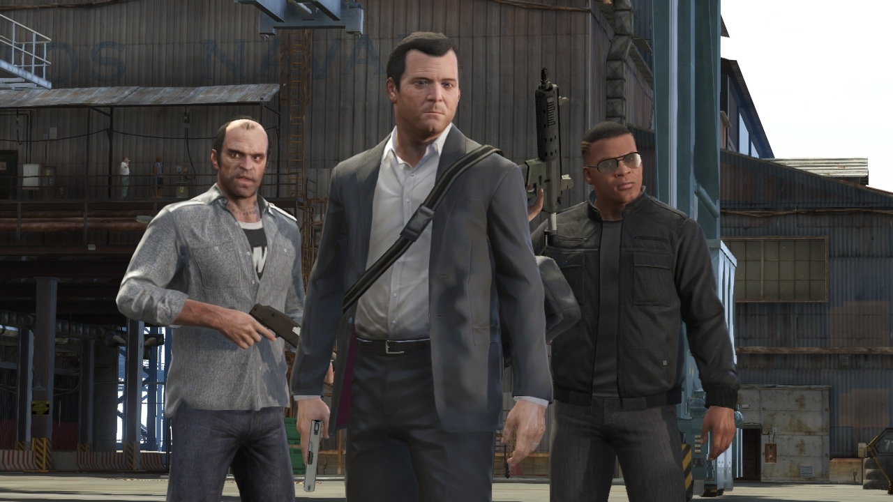 grand theft auto 5 Home of rockstar games on twitter publishers of such popular games as  grand theft auto, max payne, red dead redemption, la noire, bully & more.