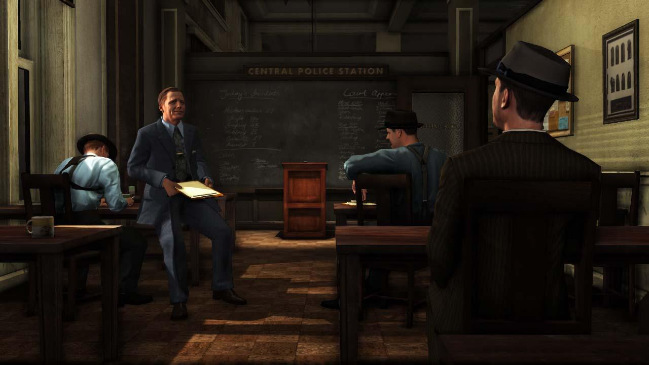 L A Noire Review Ps3