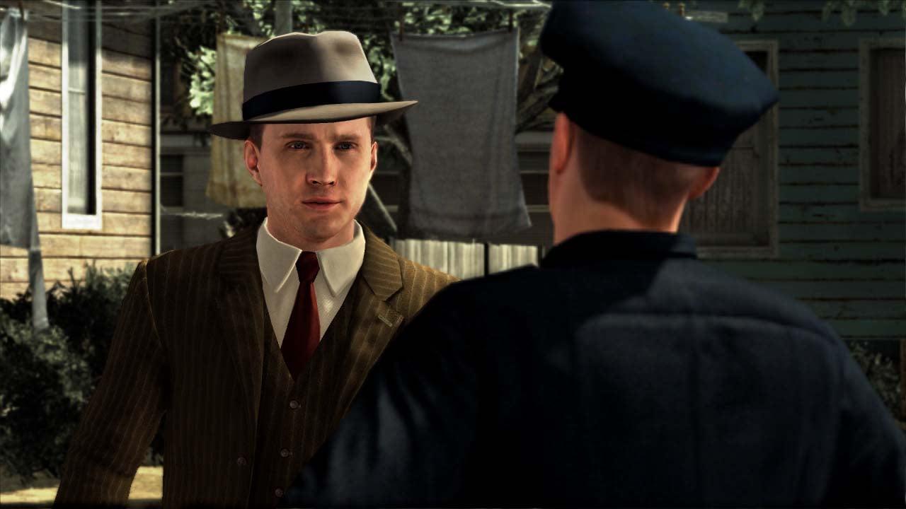 L.A Noire screenshot