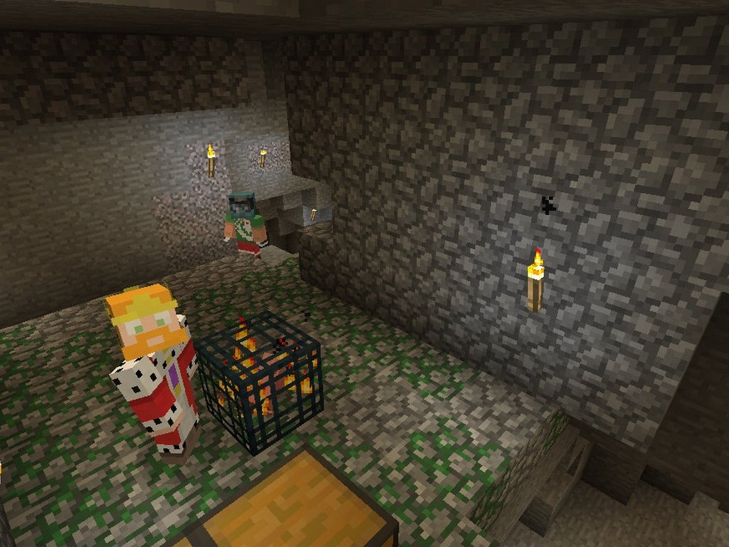 Minecraft Xbox 360 Skin Pack To Offer 40 Skins First