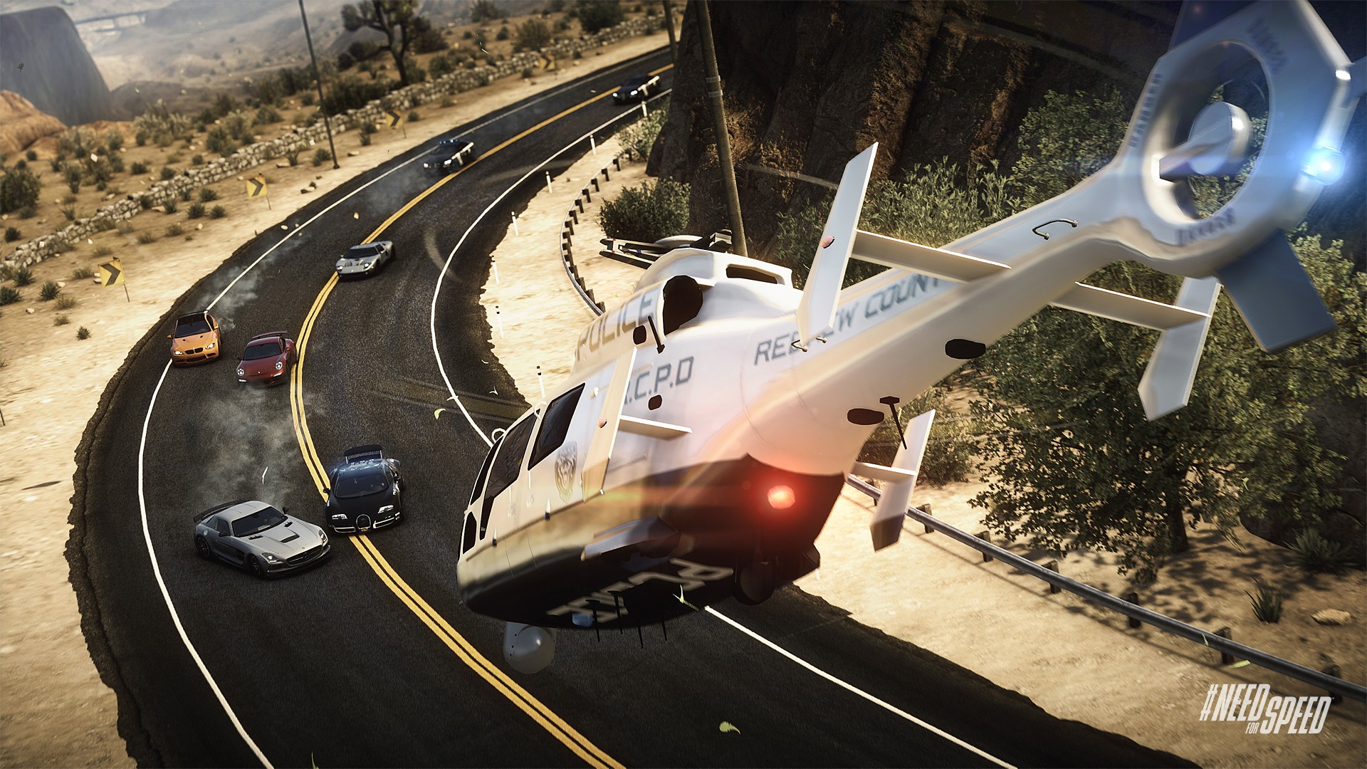 Need for Speed: Rivals Review Screen 6