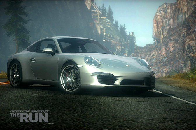 More NFS: The Run cars showcased by EA