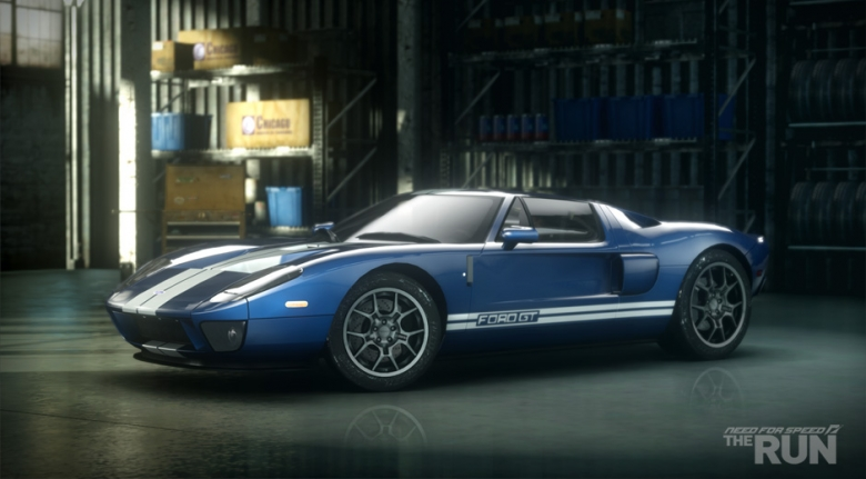 More Nfs The Run Cars Showcased By Ea