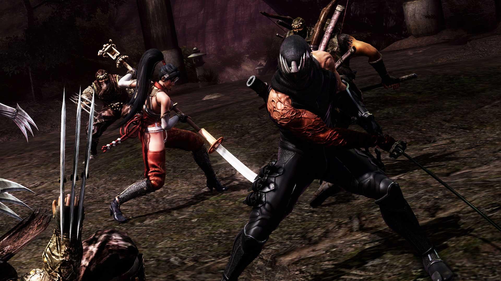 ninja gaiden 3 developer diary and seven new ps3 screenshots