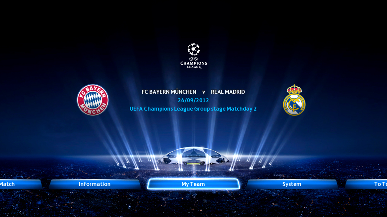 how to get in the uefa champions league