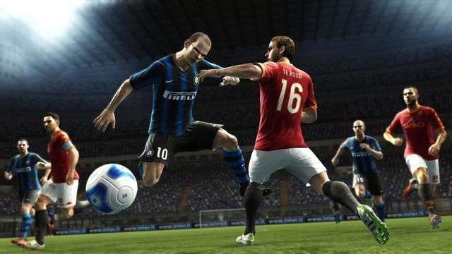 PES 2012 screenshot