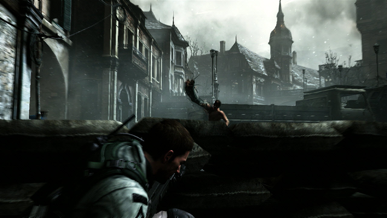 New Resident Evil 6 screenshots unveils new enemies and ...