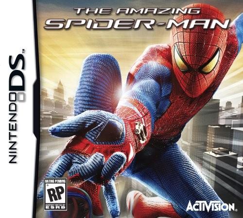 the amazing spider man ds box art باکس آرت The Amazing Spider Man منتشر شد + قابلیت پشتیبانی از PSMove