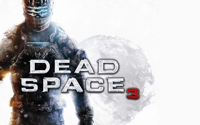Dead Space 3 Cover Art