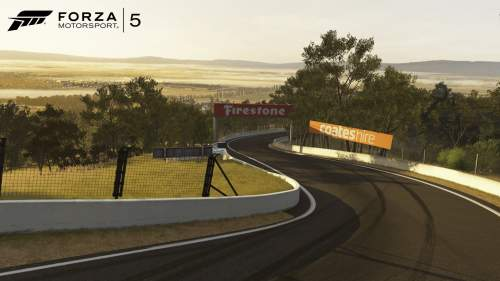 Forza 5 Bathurst Circuit Screenshot 1