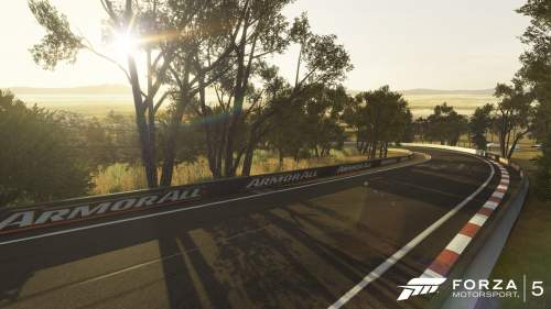 Forza 5 Bathurst Circuit Screenshot 2