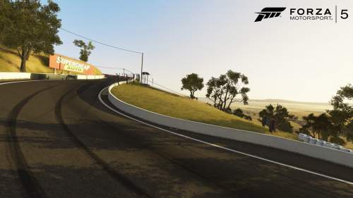 Forza 5 Bathurst Circuit Screenshot 3