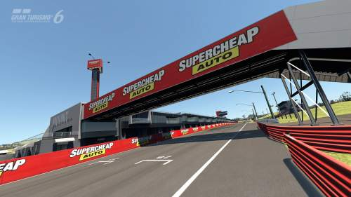 Gran Turismo 6 Bathurst Circuit Screenshot 4
