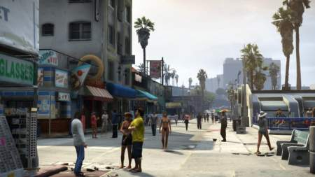 GTA V Market Screen 1