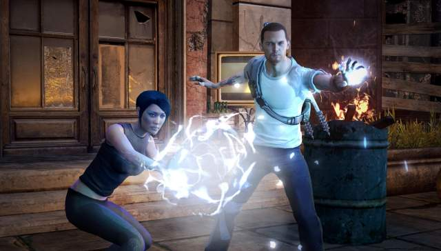 Infamous 2 Screenshot 2