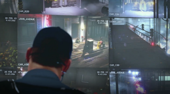 infamous second son screen بازی انحصاری Infamous Second Son معرفی شد