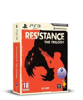 Resistance Trilogy Box Art
