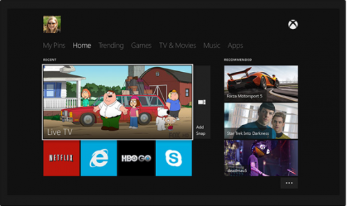 Xbox One: Music, Skype, Apps And More