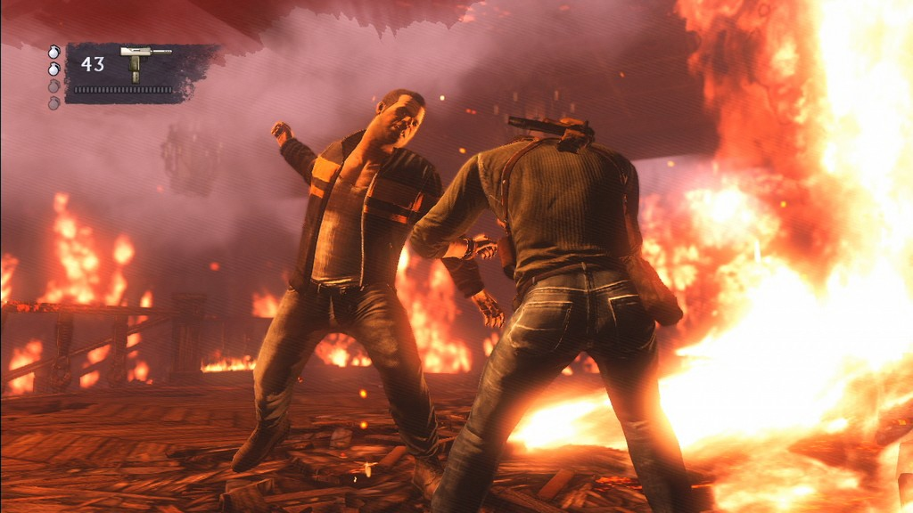 Uncharted 3: Drake's Deception Review - PS3