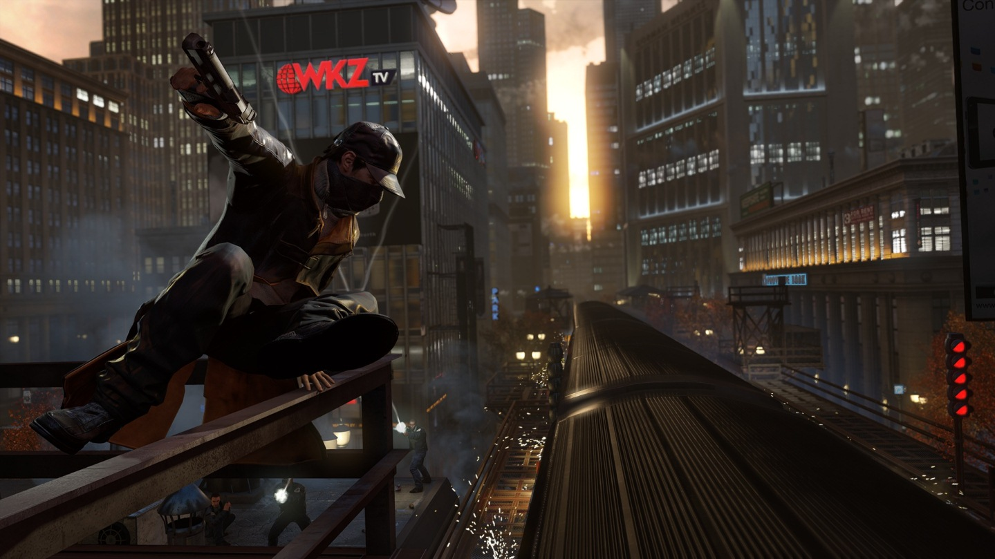 Watch Dogs PS4 Screen 4
