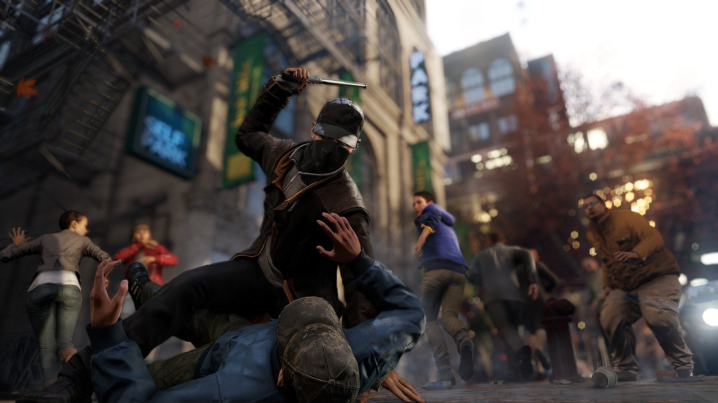 Watch Dogs PS4 Screen 2