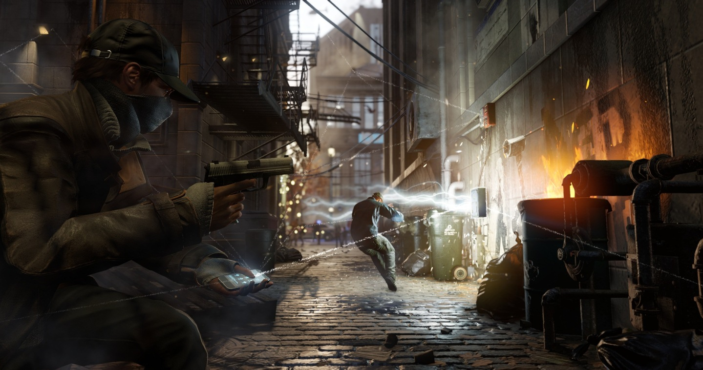 Watch Dogs PS4 Screen 3