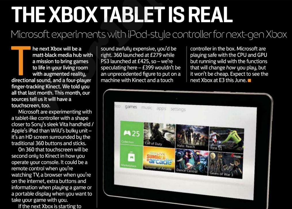 Microsoft experimenting with tablet controller for next Xbox - Report Xbox_successor_rumor_report