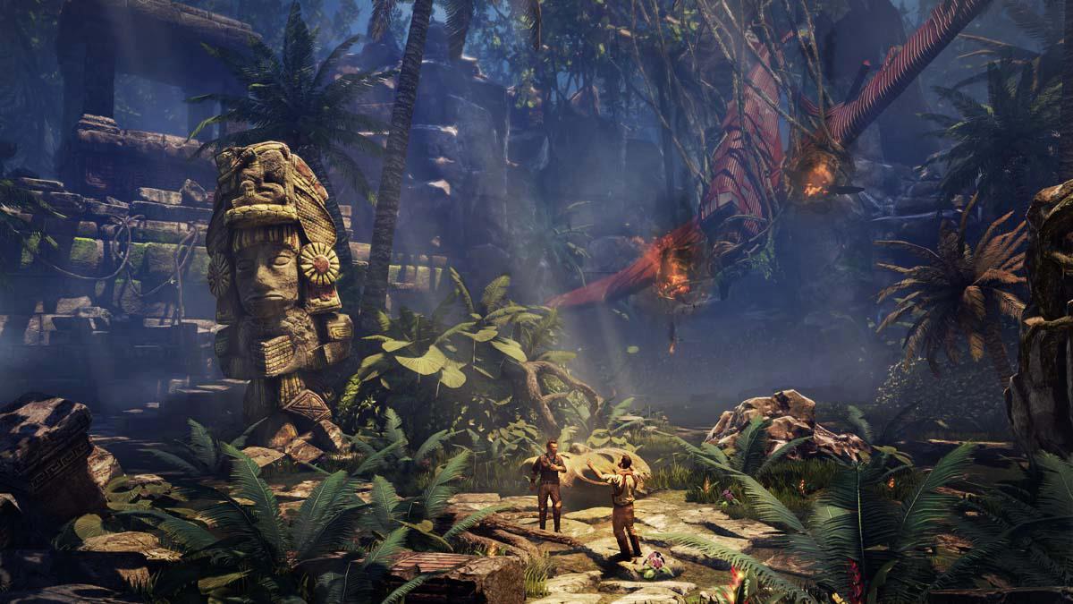 adventurer screenshot 2 اولین اسکرین شاتها از محیط بازی Adventurer  منتشر شد