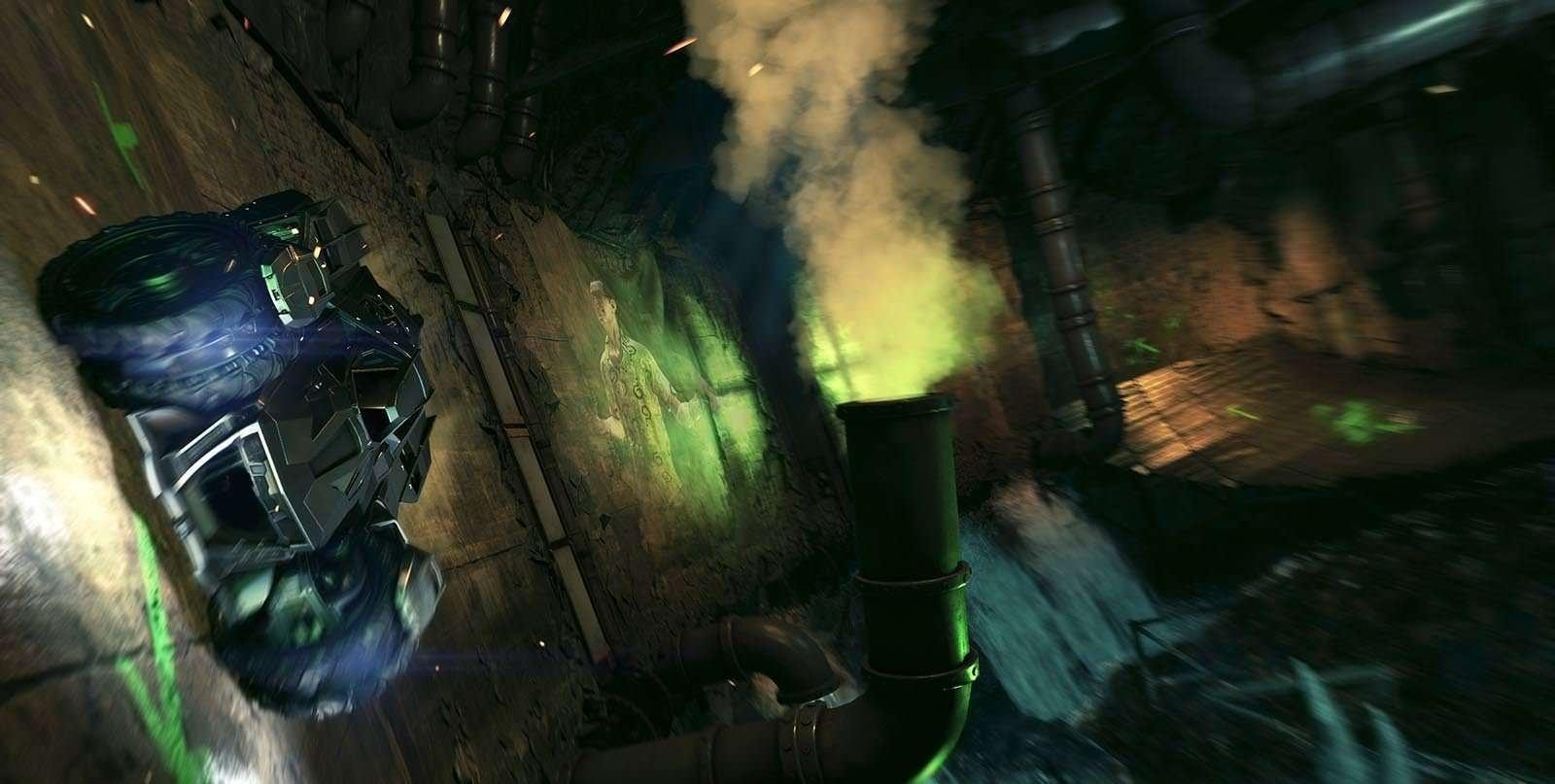 New Batman: Ark...