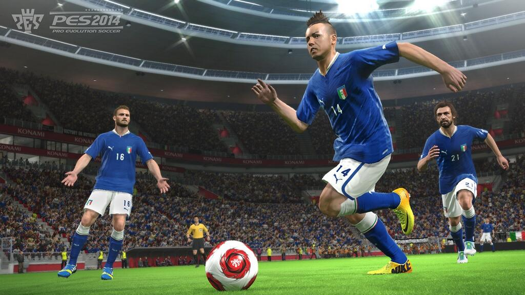 14 vs PES 2014: Can PES 2014 Beat FIFA 14 with the help of Fox Engine