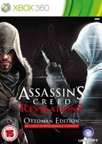 Assassin's Creed: Revelations Ottoman Edition Box Art revealed