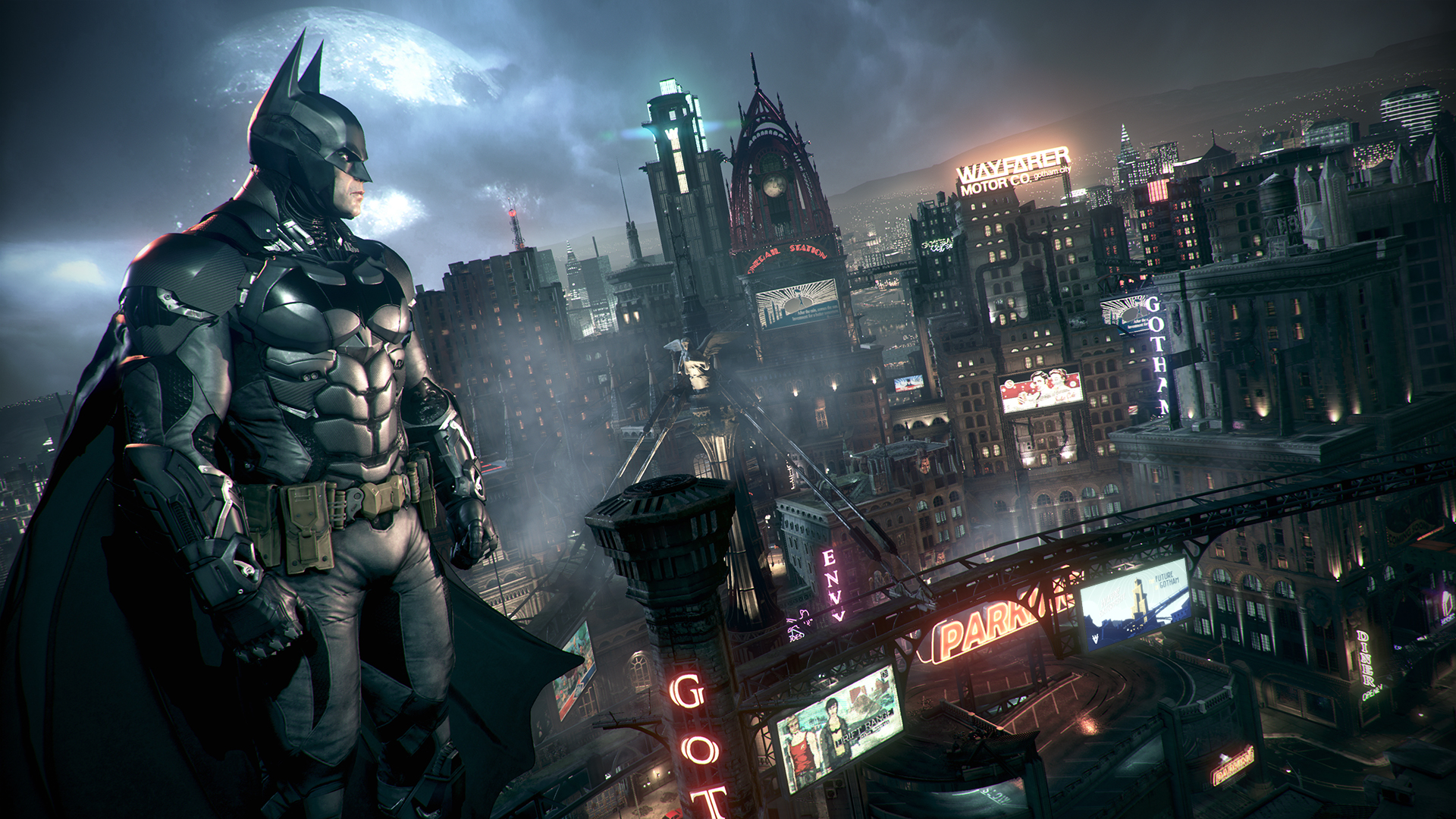 First Batman: Arkham Knight Gamplay Trailer Out, Show ...