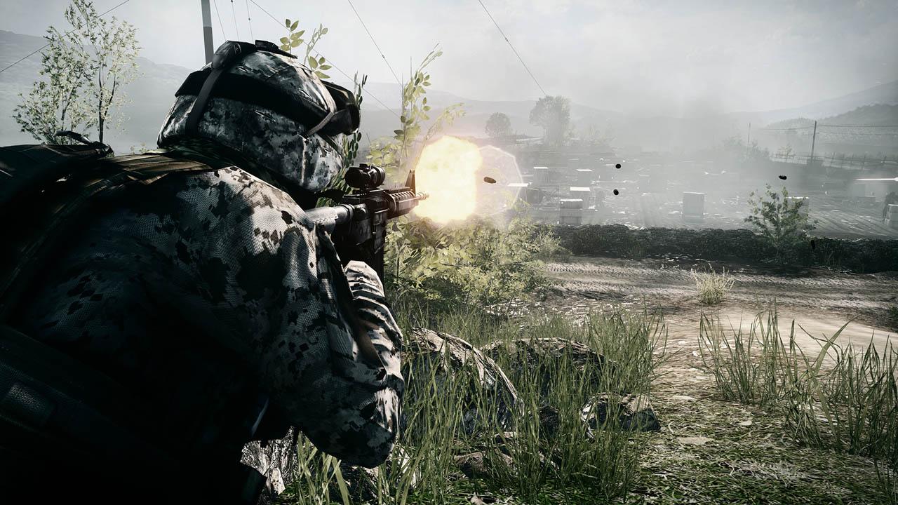 Stunning new Battlefield 3 Single-Player screenshots