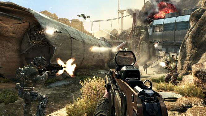Black ops ii new multiplayer screens show maps cargo aftermath and black ops ii turbine map screen 1 gumiabroncs Images