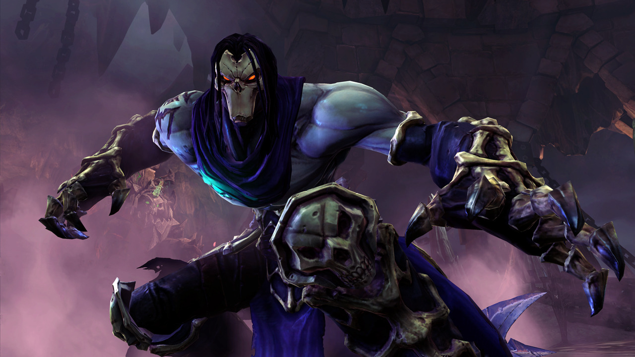 Death Darksiders Mask Fresh Darksiders 2 scr...