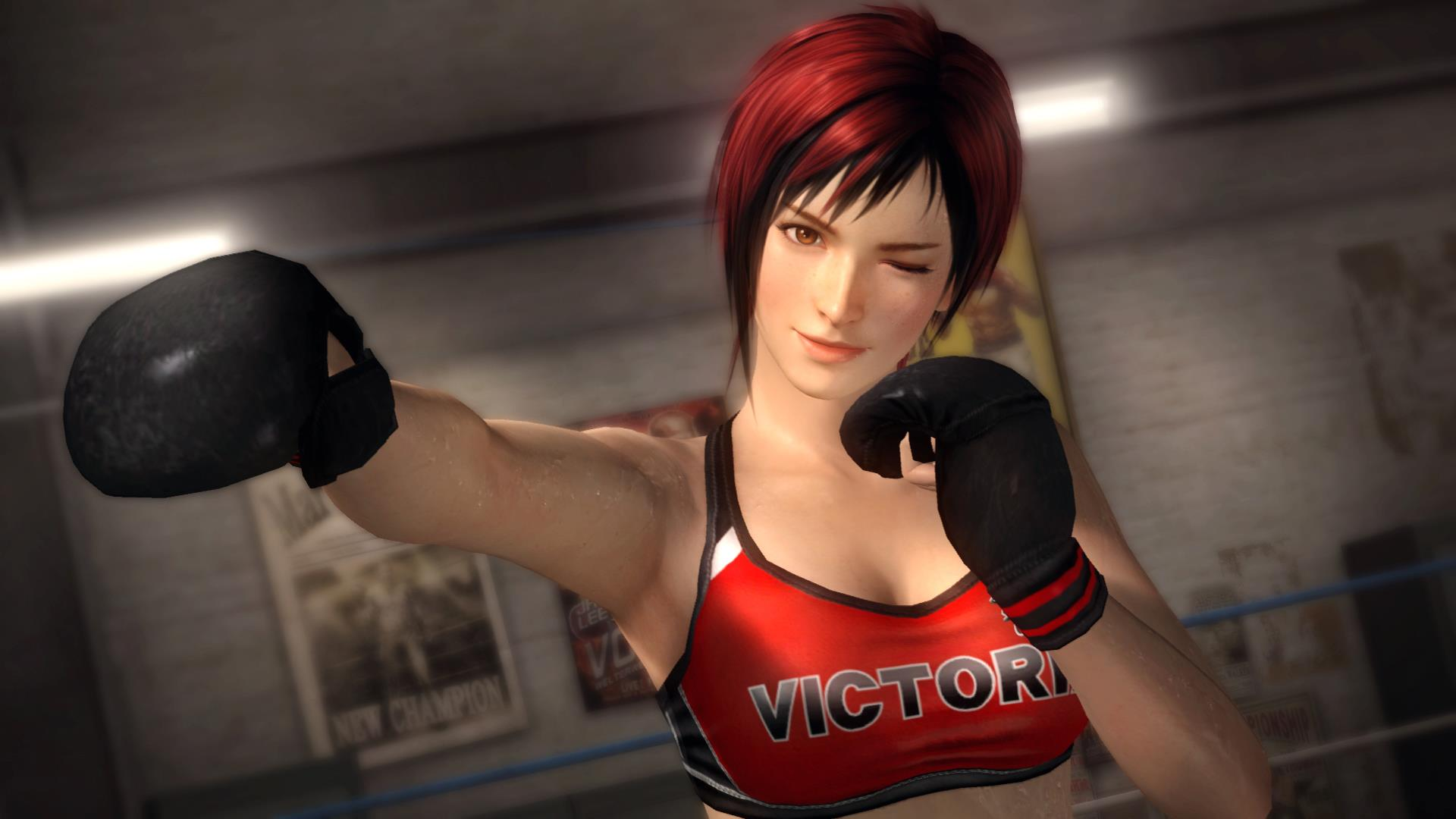 Dead or Alive 5: Mila officially announced, first screenshot and ...