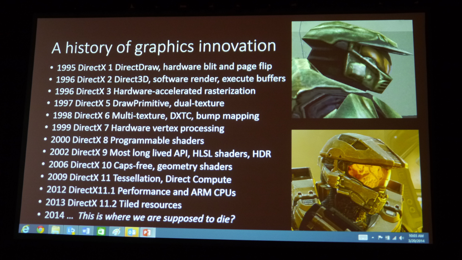 Xbox One Game Graphics : Dx announced will improve xbox one games graphics