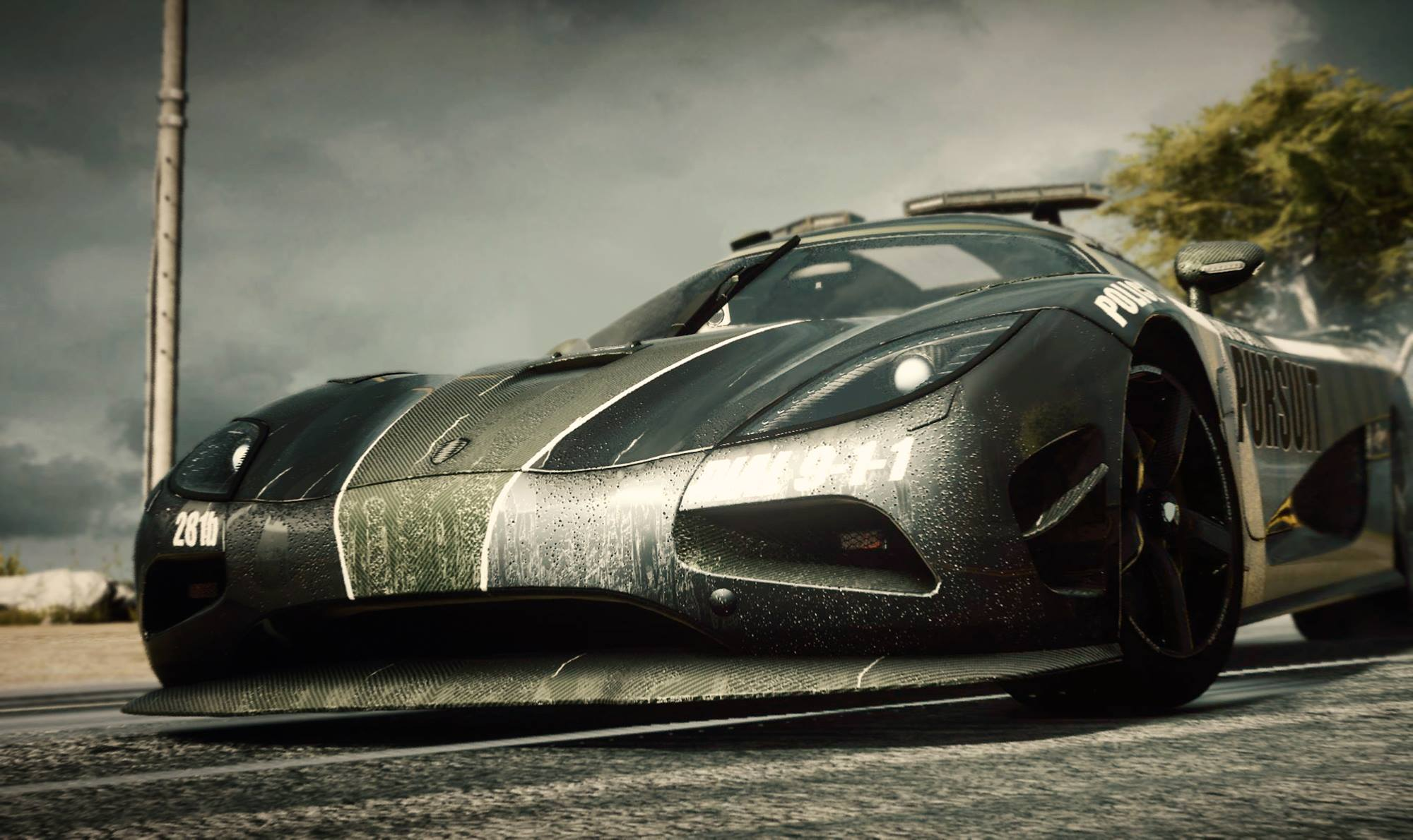 Need For Speed Hot Pursuit 2 Screen From EA Ghost