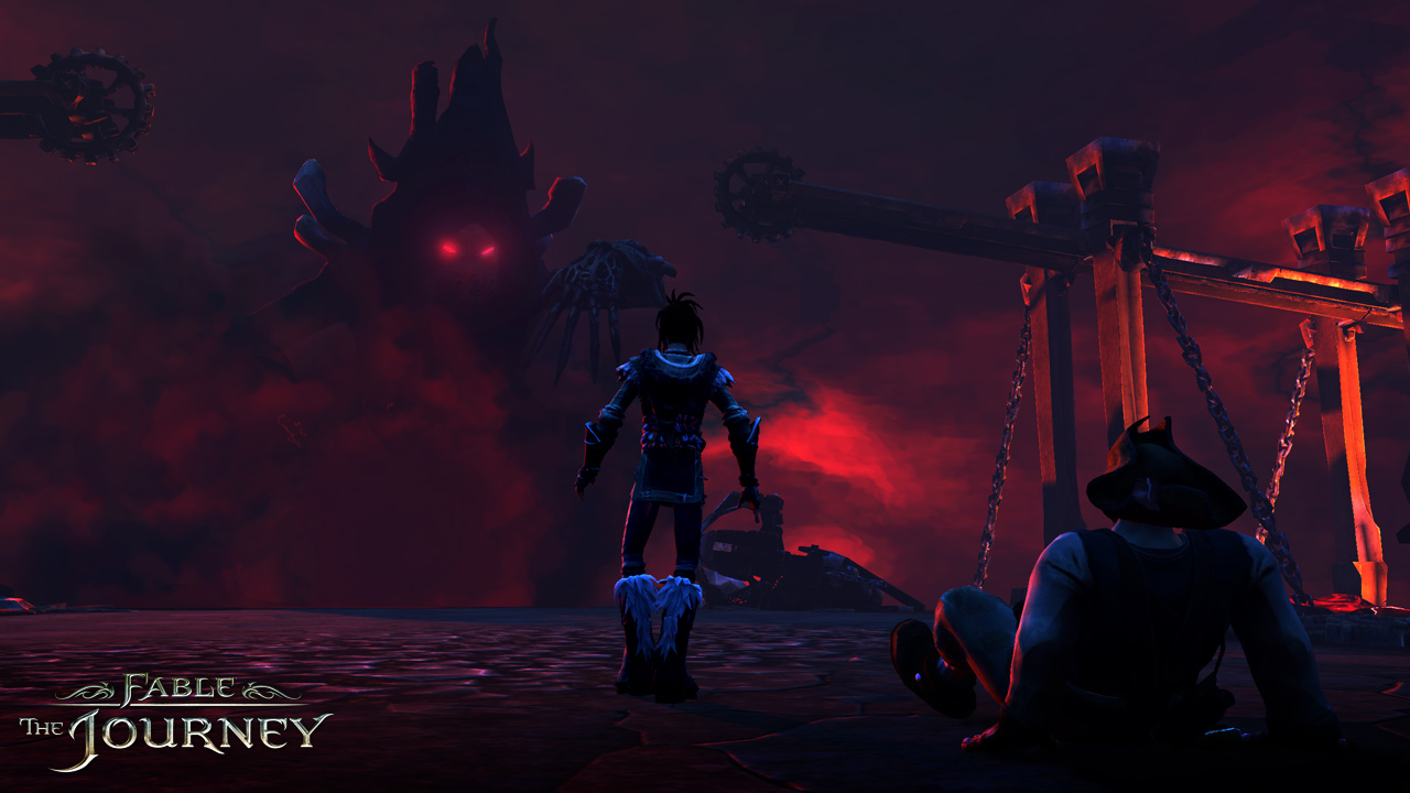 New Fable The Journey Screenshots Arrived Looks Gorgeous