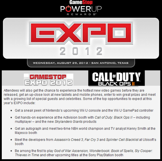 Take your Saved Trade Summary to a GameStop store before it expires. Bring any cords, power chargers and related accessories for products you are trading. Make sure to bring all of the items you want to trade with you to the store.