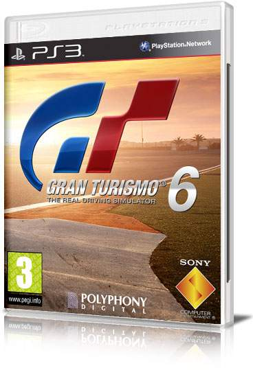 gran turismo 6 ps3 listed by italian retailer release. Black Bedroom Furniture Sets. Home Design Ideas