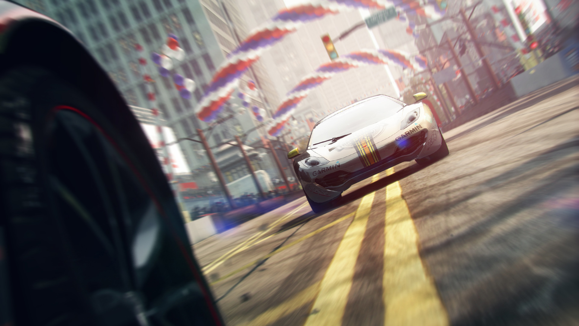 GRID 2 News: GRID 2 Announced: First Screenshots And Trailer Released