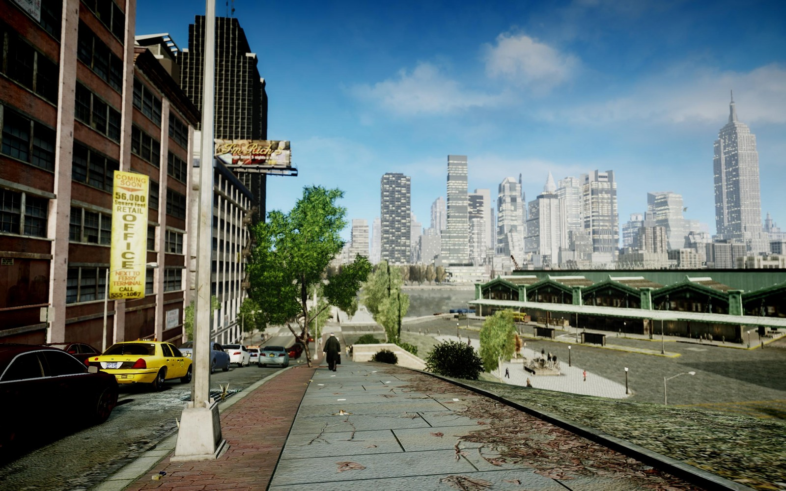 O Brien Auto >> Mind Blowing GTA IV Modded Screens Released, Graphics ...