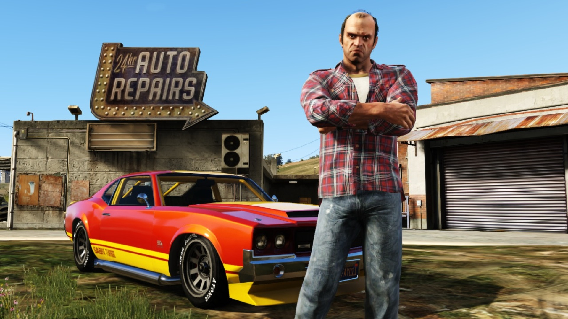 Seven Stunning New GTA 5 Screenshots