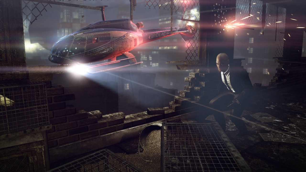 Hitman Absolution Very First Details And New Screenshots