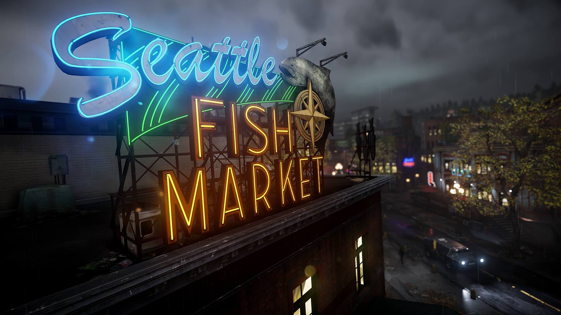 New Impressive Looking Infamous Second Son Screens